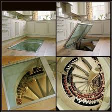 Wine Cellar In Kitchen Floor Seriously Though Who Doesnt Want A Waterslide In Their Closet