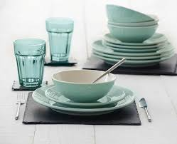 dinnerware sets online uk. buy 12 piece teal love heart dinner set from the next uk online shop dinnerware sets uk y
