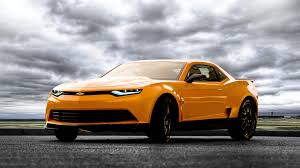 Fashionably Late To The Revival Chevrolet Camaro Chevrolet