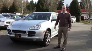 2006 Porsche Cayenne S Titanium Edition review - In 3 minutes you ...