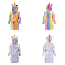 Watermelon Hooded Beach Towel Boys Bath Robe Sku 32853797588 Printed Beach Towel Cute Baby Bathrobes For Girls Pajamas Kids Rainbow Unicorn Pattern