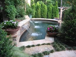 Diy Pool Waterfall Diy Waterfall Wall Design Home Gardening Ideas Indoor Latest
