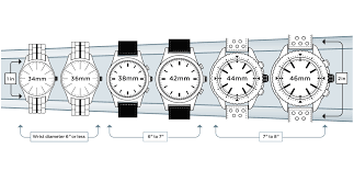 A Wish Come True Size Chart Watch Sizing Guide Govberg Jewelers