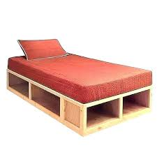 twin xl bed frame – petermax.info