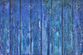 Blue Background Painted Old Wooden Wall Blue Background Stock Photo Picture And