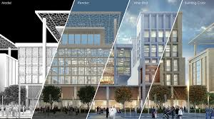 contemporary office buildings. Brilliant Office Arab Contemporary Office Building To Office Buildings R
