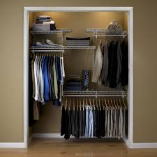 marvelous 4 ft closet organizer 3 closetmaid shelftrack 4 ft to 6 ft