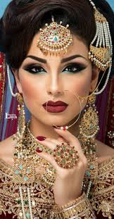 indian bride full makeup mugeek vidalondon