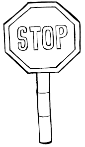 Small Picture Stop sign coloring pages for kids ColoringStar
