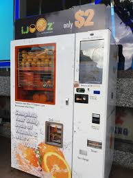 Fresh Juice Vending Machine Simple Singapore Enterprise Association Singapore Enterprise Medal Of Honour
