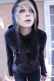 Emo Girl Hair Style 142 best emo hair images emo scene hair scene 3391 by wearticles.com