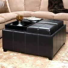 large square ottoman coffee table fabric storage big huge ottomans c large square wood ottoman tray