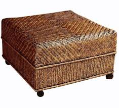 marvelous rattan coffee table plans seagrass coffee table intended for wicker ottoman coffee table renovation furniture cool round