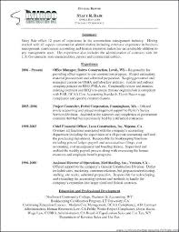 Sample Office Manager Resumes Office Manager Resume Example Iamfree Club