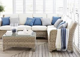 neptune compton corner sofa garden set