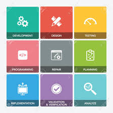 Graphic Design Software Icons Software Engineering Icon Set