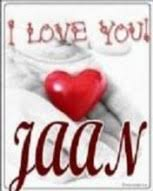 love you jaan wallpape