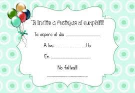Invitaciones Cumpleaños Para Niños Para Imprimir 107 00 En