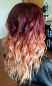 Most Popular Ombre Hairstyles Colors For