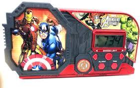 Avengers Assemble Night Light