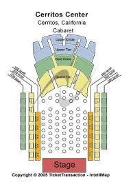 Cerritos Center Seating Chart Cerritos Center Tickets In Cerritos California Cerritos