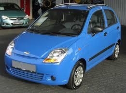 Chevrolet Matiz - Wikipedia