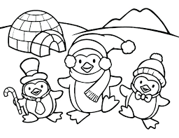 Free Printable Xmas Coloring Sheets Cartoon Characters To Colour In