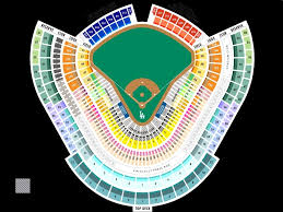 Dodgers Seating Chart Seating Chart