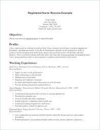 Nursing Resume Skills Good Examples Resumes Beautiful Student Resume ...