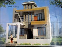 modern indian house front elevation designs of samples houses in