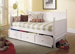 Twin Beds with Trundle and Storage | Trundle Bed with Storage | Girls Twin Trundle  Bed