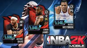 MOBILE!! NBA 2K MyTeam Mobile ...