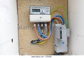 main fuse stock photos main fuse stock images alamy a domestic electricity meter housed in an external box scotland uk stock image