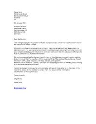 Formal Business Letter Applying For A Job Resume Samples Pinterest