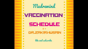 Total Vaccination Chart Of A Baby In India Vaccination Schedule India