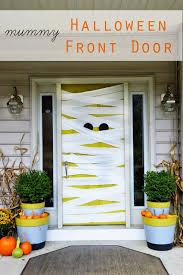 Backyards : Ideas About Halloween Door Decorations ...