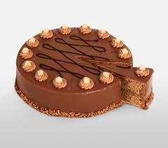 Shokolad Chocolate Cake 1kg To Russia Flora2000