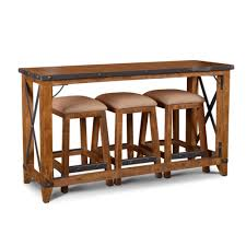 Urban rustic furniture Gold Urban Rustic Console Bar Table Bernie Phyls Furniture By Horizon Home Furniture Bernie Phyls Furniture Urban Rustic Console Bar Table Bernie Phyls Furniture By