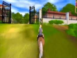 horse in barbie horse adventure