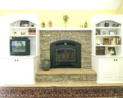 fireplace hearth ideas decorating with concrete mantels and hearths decorations for living room tables