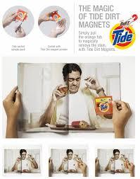 print ad leo burnett. Tide Print Ad - Ketchup Leo Burnett