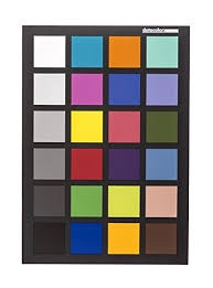 Ral Color Chart Amazon Datacolor Spydercheckr 24 Sck200 24 Color Patch And Grey Card