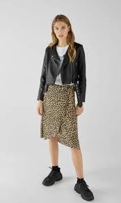 instocks bershka faux leather jacket women s fashion clothes outerwear on carou
