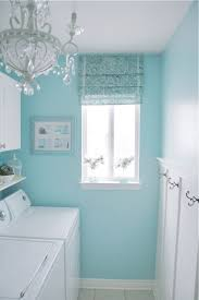 sherwin williams swimming blue and white laundry room with chandelier on wall color ideas for laundry room with spin cycle 20 best laundry room paint colors