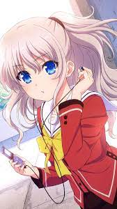 Anime Girl iPhone Wallpapers - Top Free ...