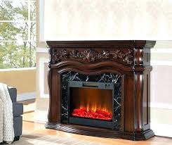 electric fireplace for used home depot canada