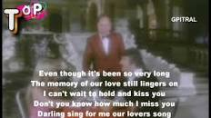 Image result for save your love my darling karaoke