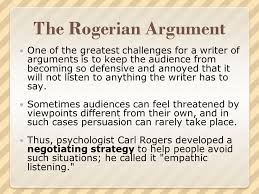 three types of arguments ppt video online the rogerian argument
