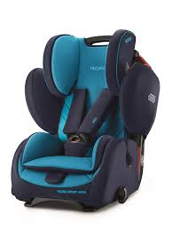 recaro child car seat young sport hero xenon blue 2018 large image 1