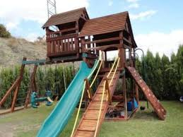 Treehouses for kids Fancy Marbella Family Fun Childrens Treehouse For Sale